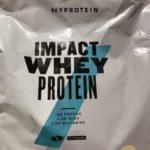 My protein ホエイプロテイン ナチュラルバニラ味